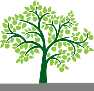 Family Reunion Clipart Trees.