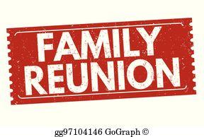 Family Reunion Clip Art.