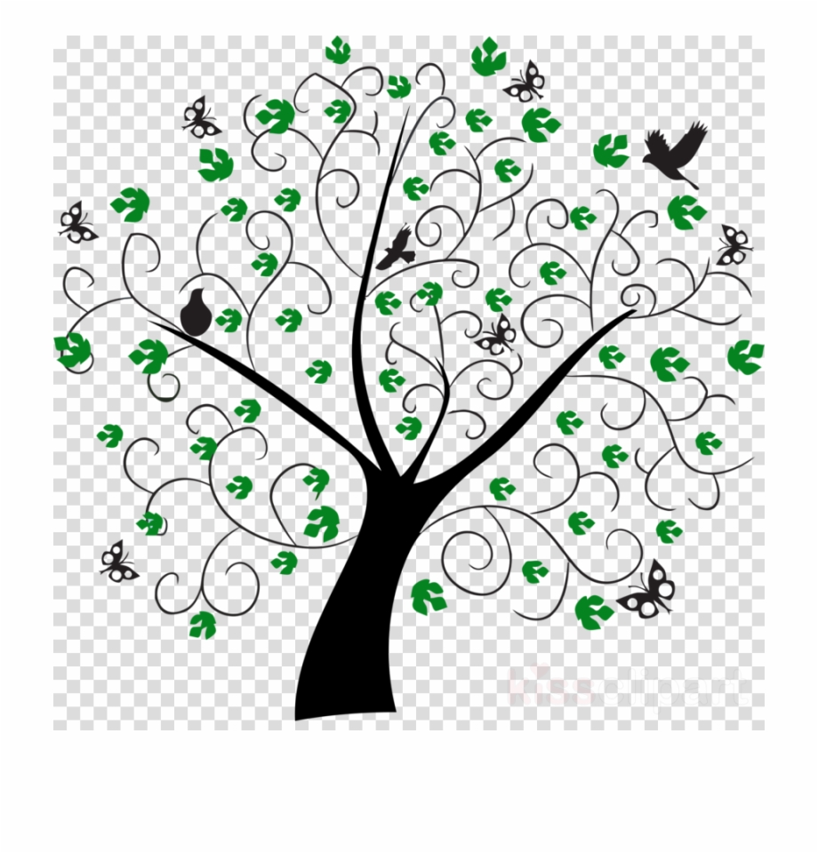 Tree Clipart Png Family Reunion.