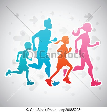 Vectors of Running Family.
