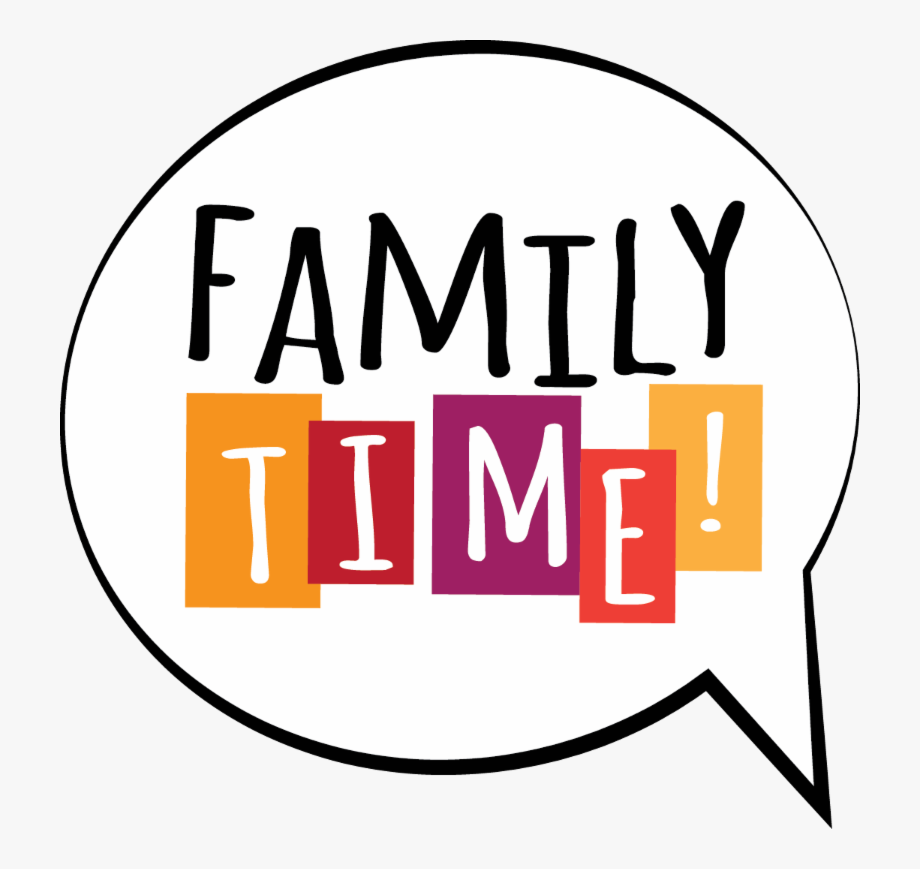 Family Time Clipart.