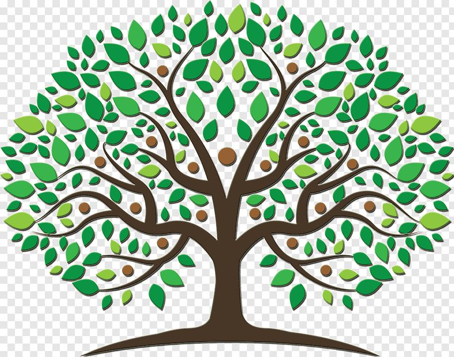 Family tree Logo, Family free png.