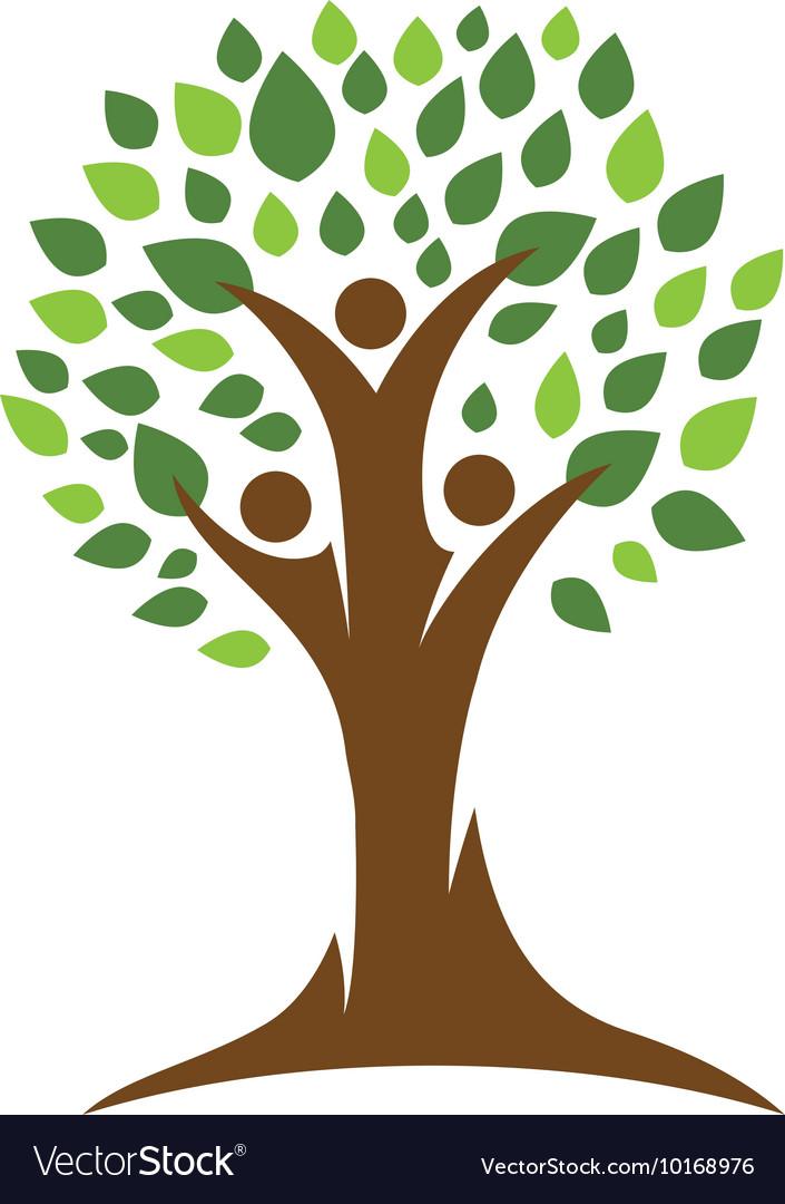 Family Tree Logo.