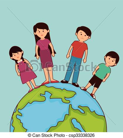Family unity clipart 1 » Clipart Station.