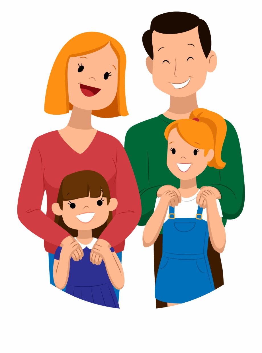 Kisspng Droopy Family Cartoon Child Vector Hand Painted.