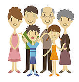 Family three children Illustrations and Clip Art. 1,257 family.