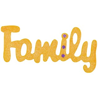 Family Word Images.