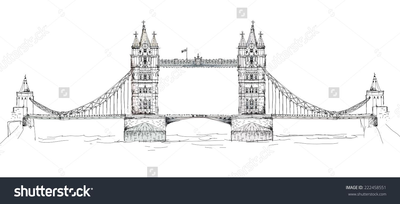 Famous Bridge Clipart Clipground