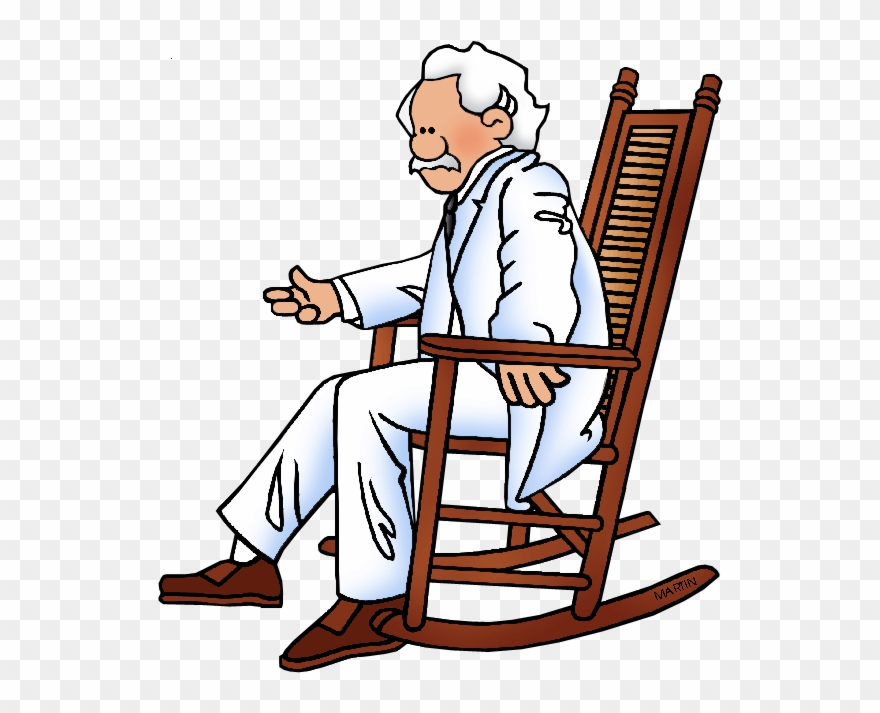 United States Clip Art By Phillip Martin, Famous People.