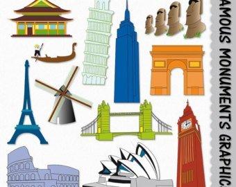 Famous places clipart 4 » Clipart Portal.