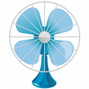 Fan Icon Clipart.