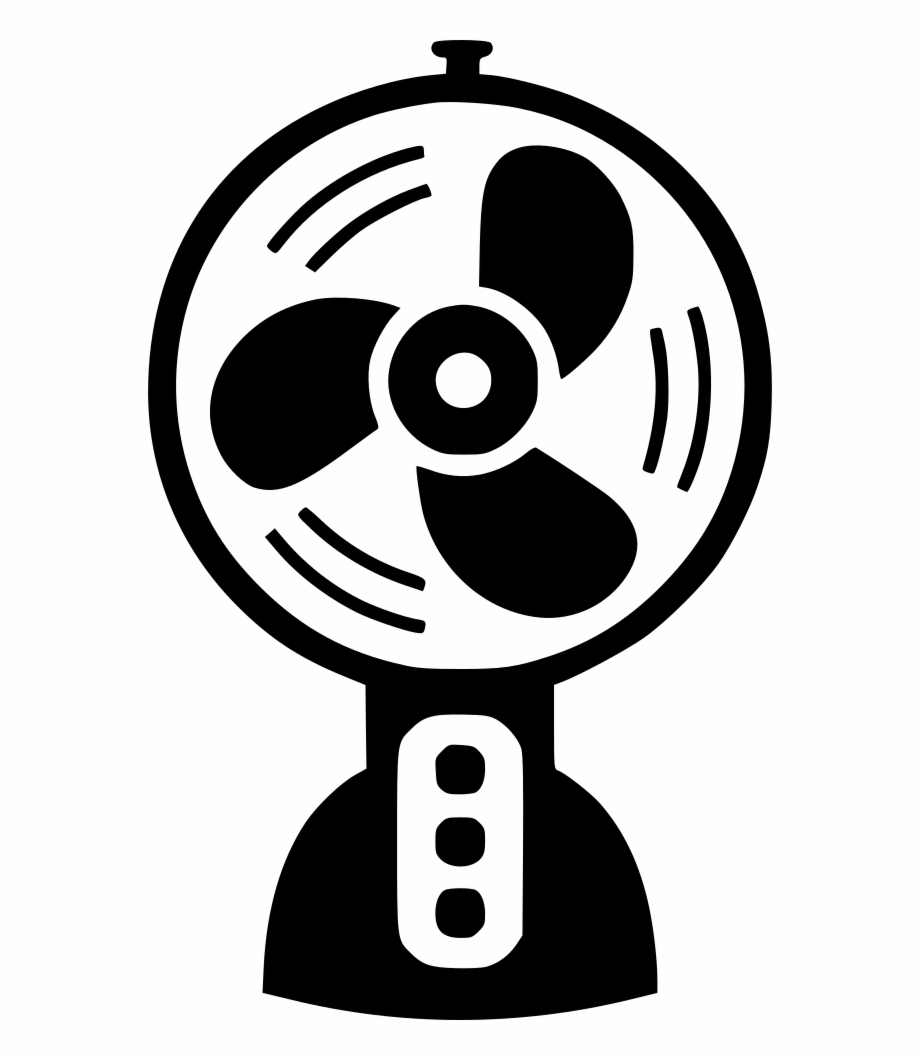Png File Svg White Fan Icon Png.