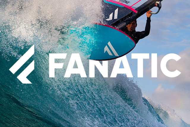 New Look for 2020: New Fanatic Logo and Logotype.