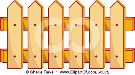 Fence Clip Art.