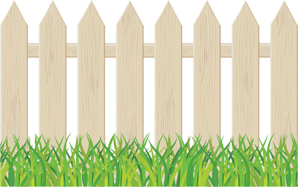 Fence Clipart.
