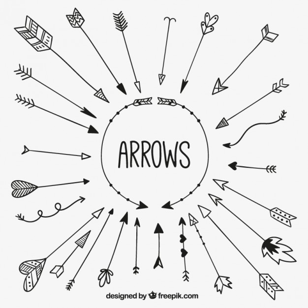 Arrow Vectors, Photos and PSD files.