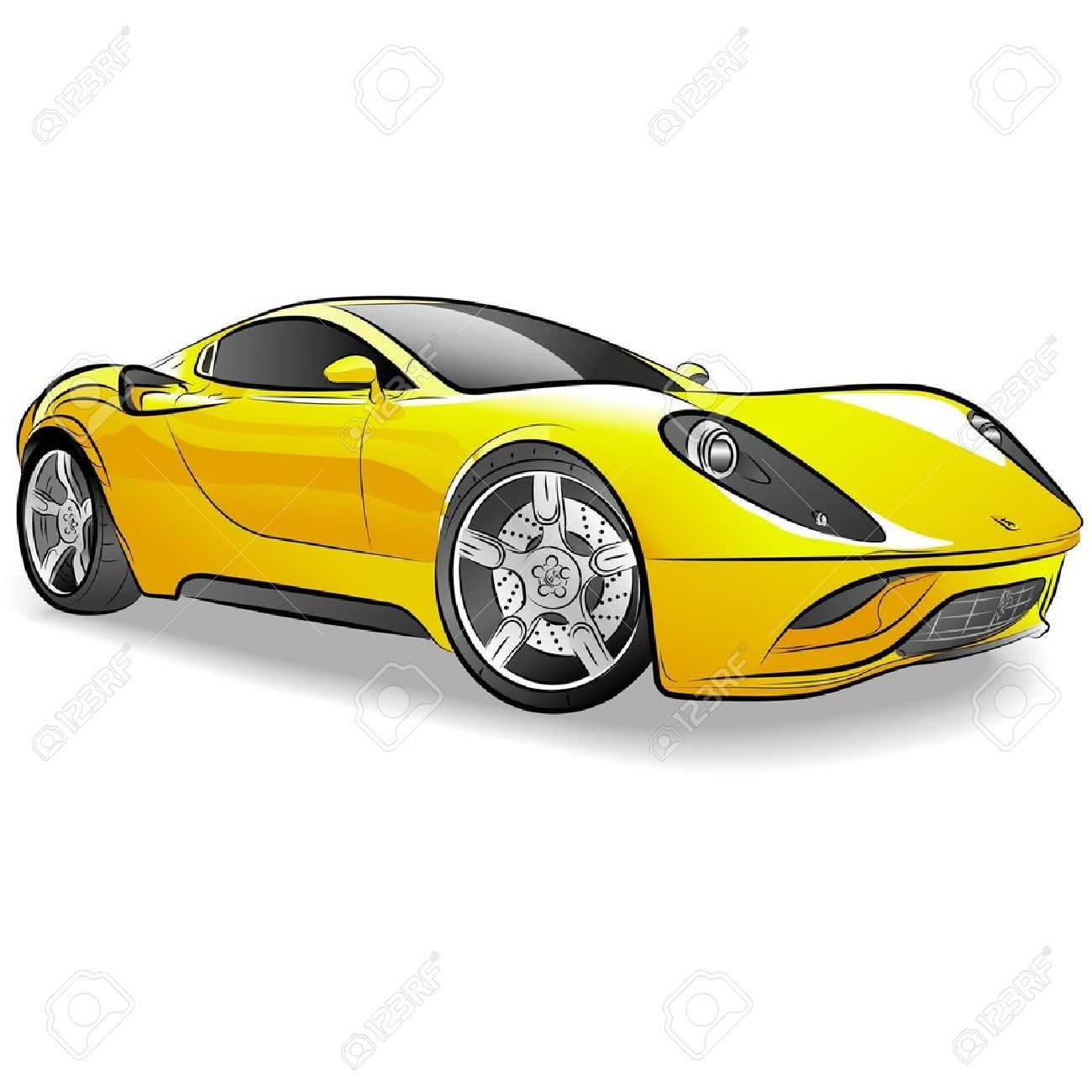 Fancy car clipart 1 » Clipart Portal.
