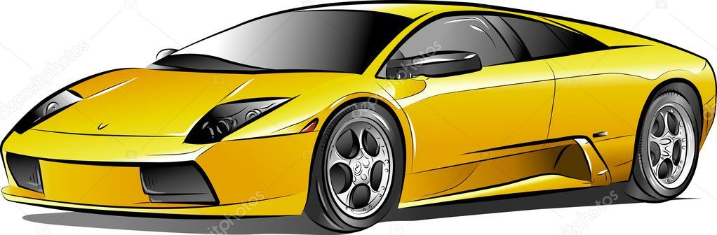 Fancy car clipart 3 » Clipart Portal.