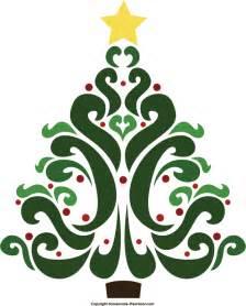 Watch more like Fancy Christmas Tree Clip Art.