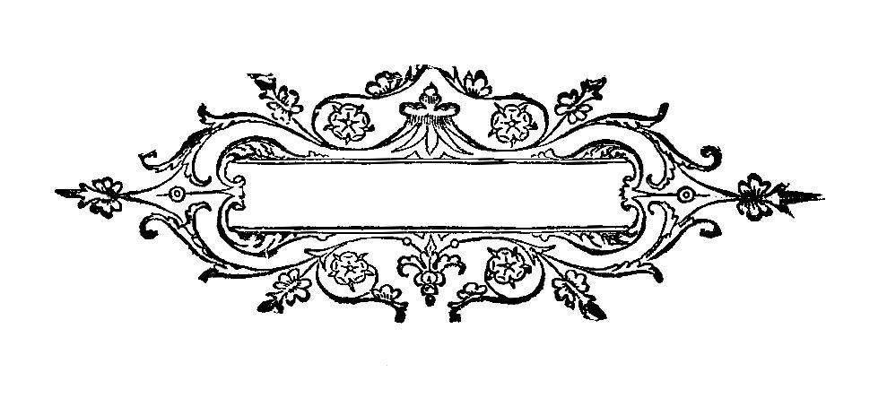 Fancy Clipart Design.