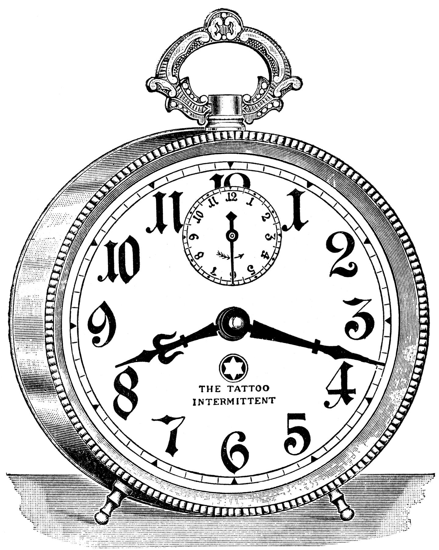 8 Clock Graphics.