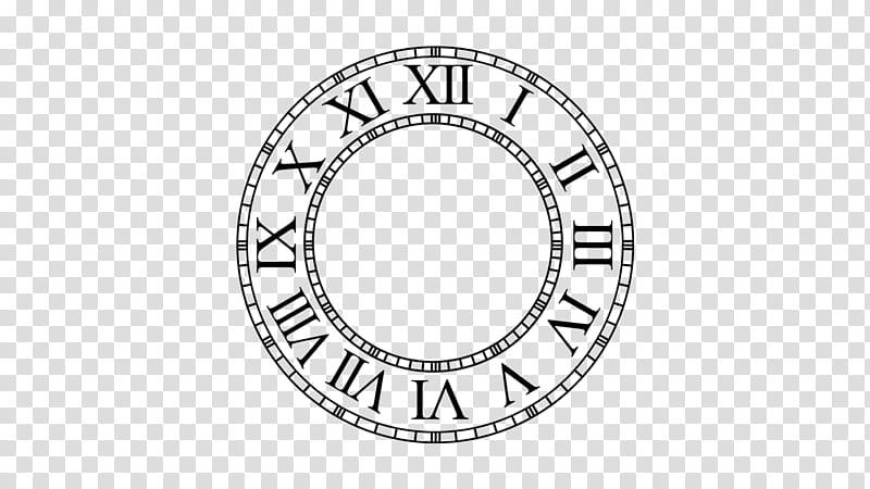 Fancy Clock shop Resource, round clock illustration.