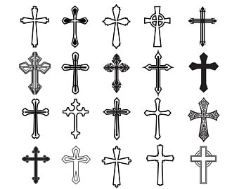 Fancy Cross Clipart (91+ images in Collection) Page 2.
