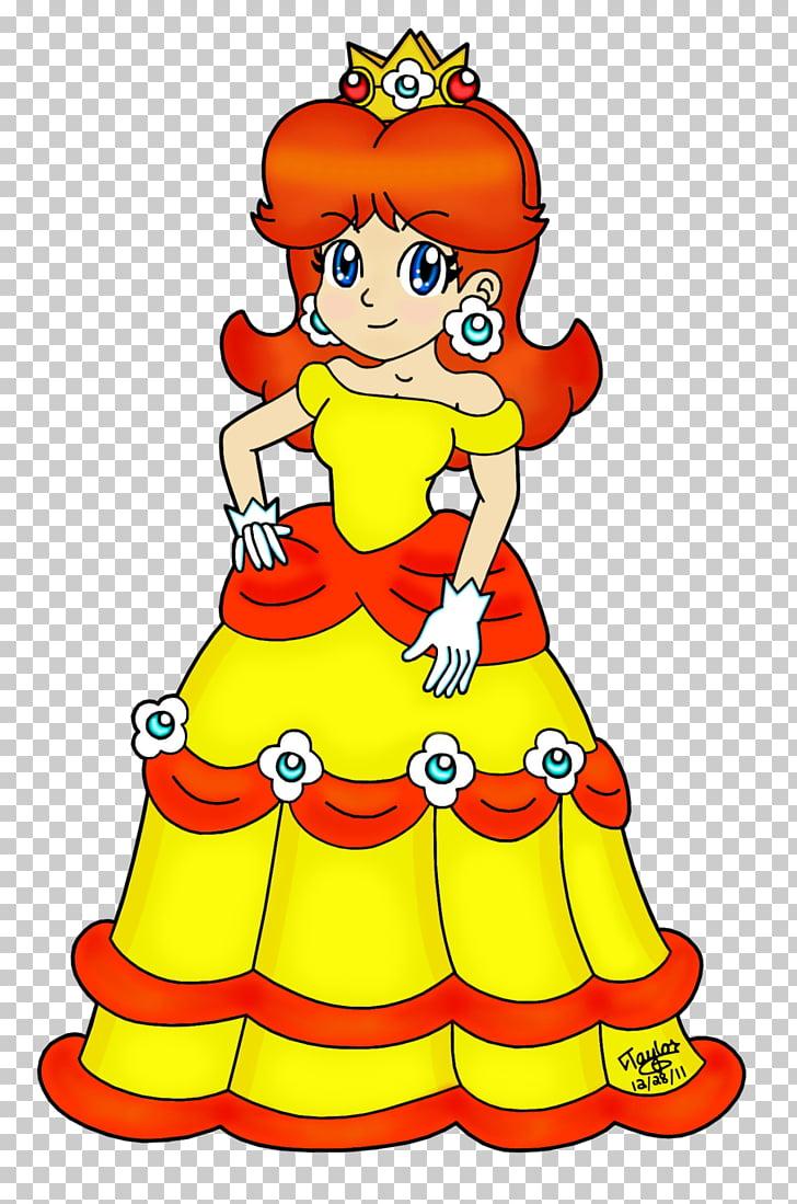 Princess Peach Princess Daisy Mario Luigi Toad, fancy dress.