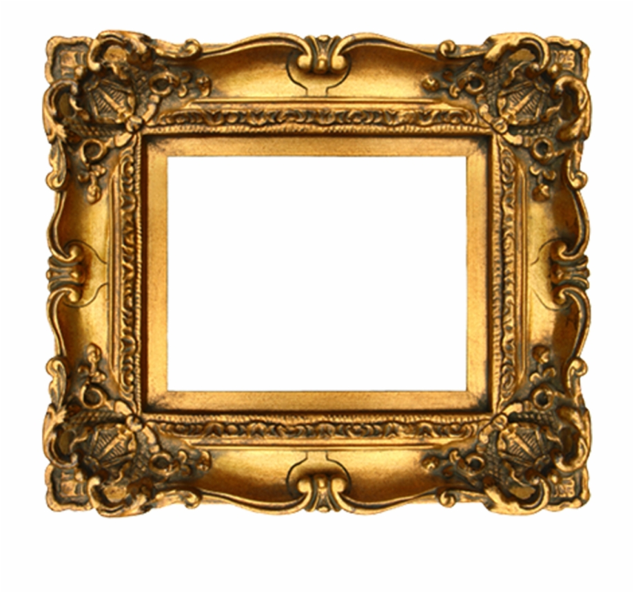 Fancy Frame Png.