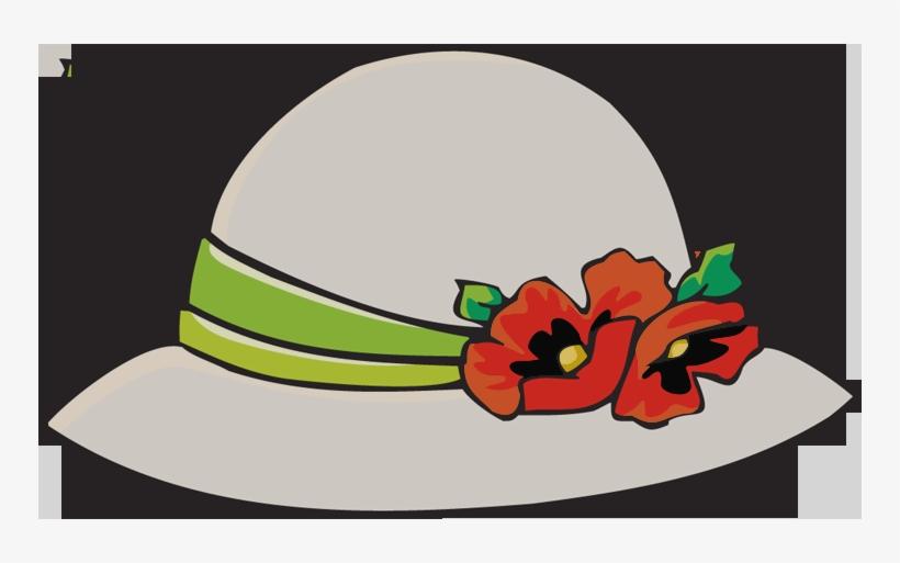 Ladies Fancy Hats Clipart Clipart Kid Fancy Hat Clipart Transparent.