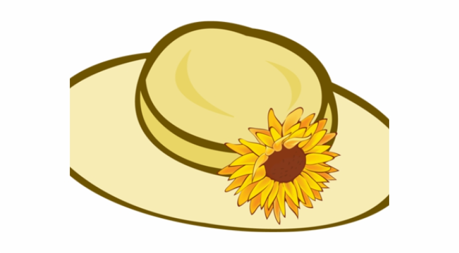 Transparent Background Beach Hat Clipart, Transparent Png Download.