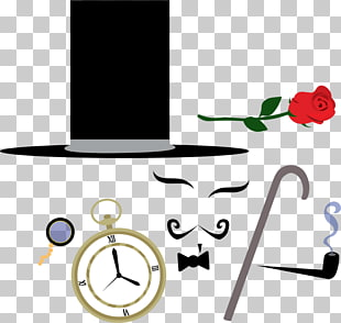 13 fancy Items PNG cliparts for free download.