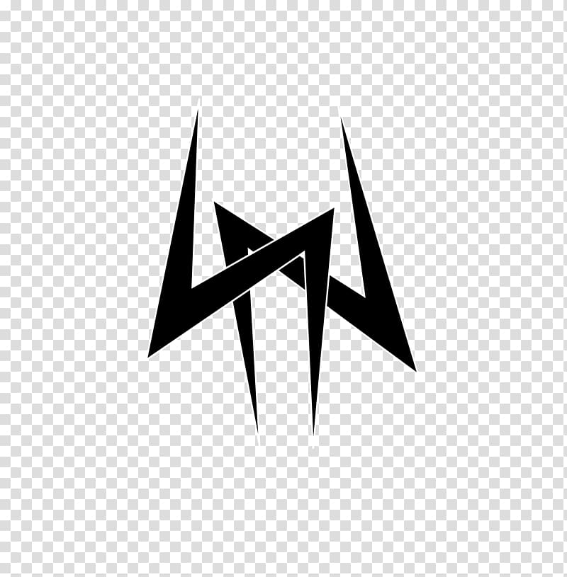 Logo Triangle, fancy items transparent background PNG.