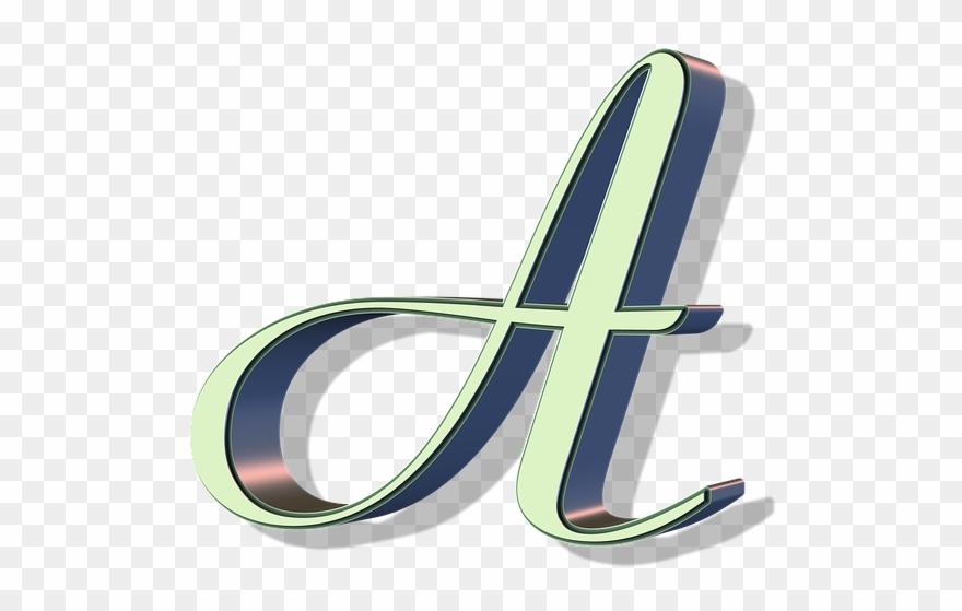 Fancy Letter A Calligraphy Fancy Alphabet Letter Fancy.