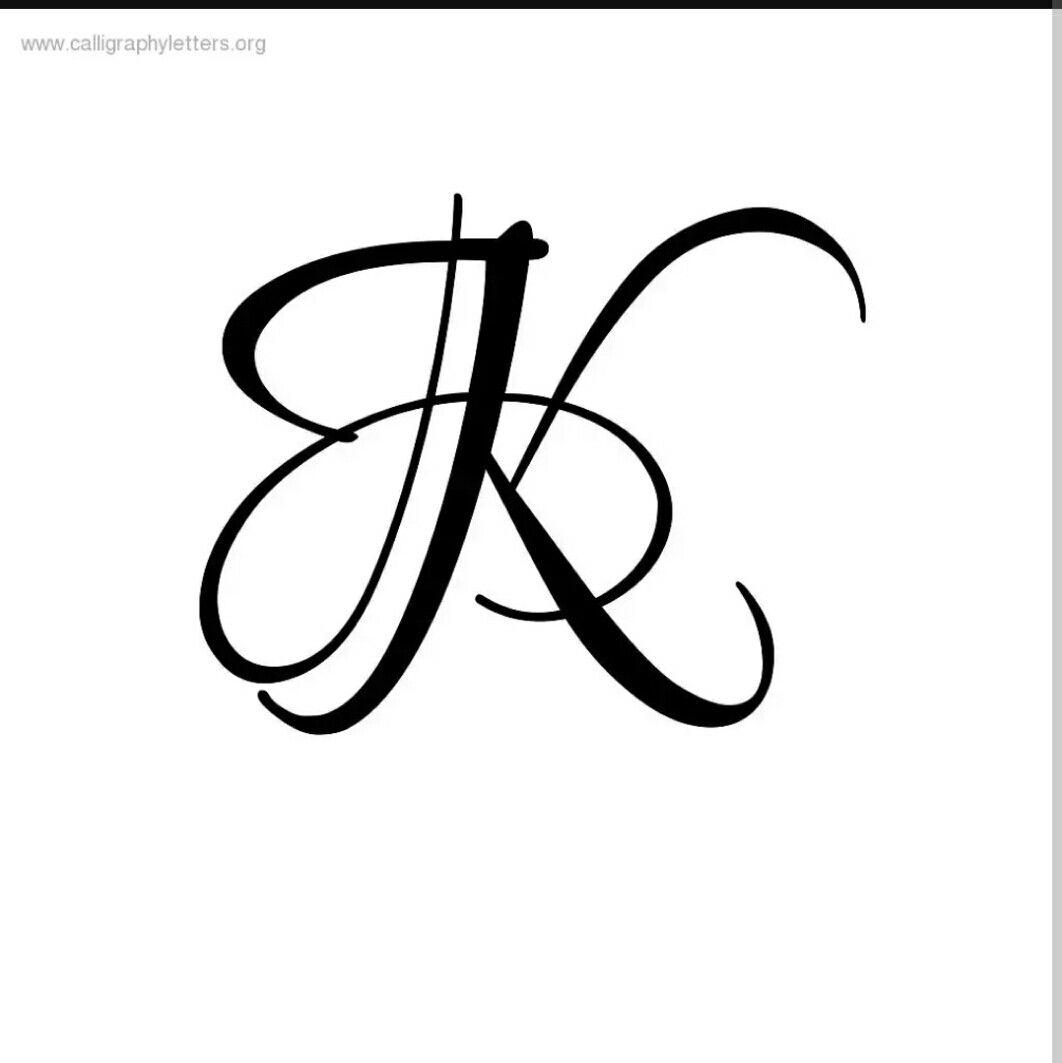 K letter.