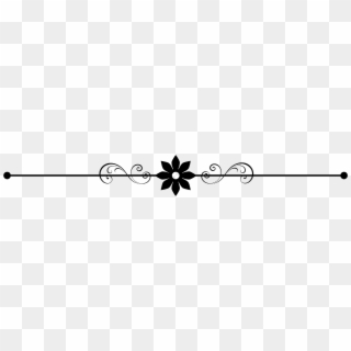 Fancy Divider Line PNG Images, Free Transparent Image Download.