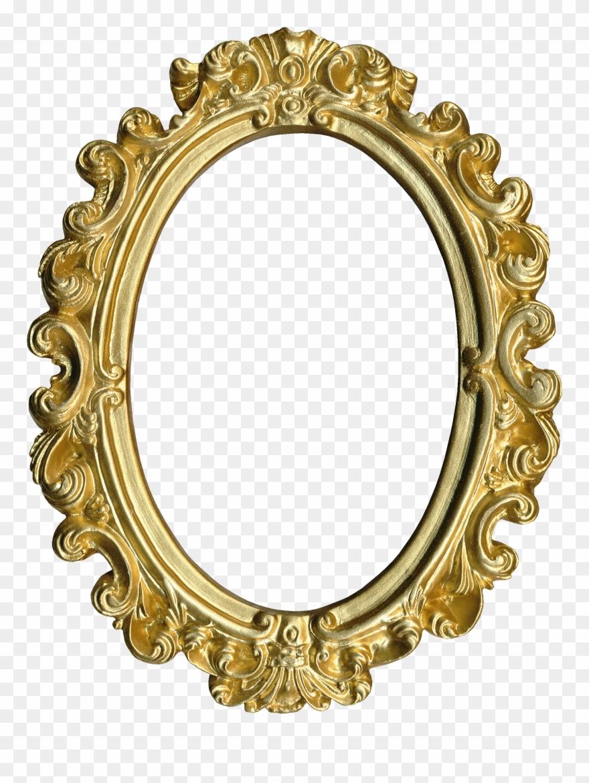 Fancy Mirror Frame Arnold Concur Clip Art Tune Squad.