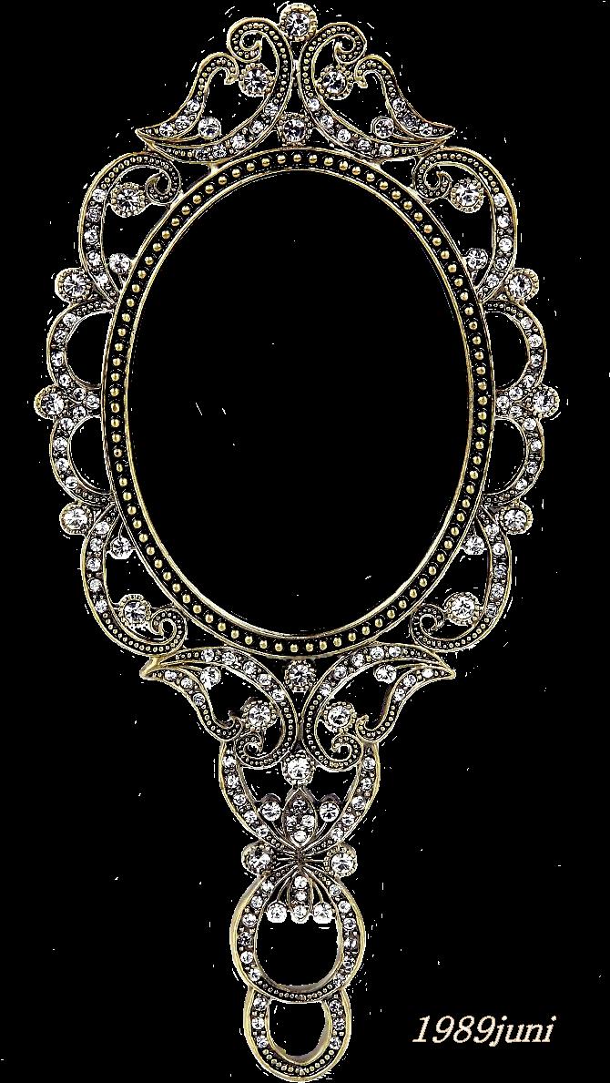 Mirror Clipart Fancy Hand.