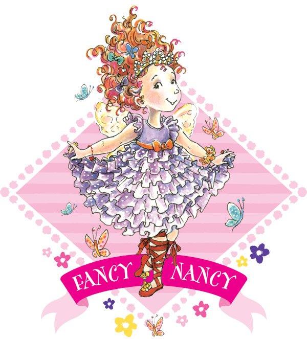 Fancy nancy clipart for free 5 » Clipart Portal.