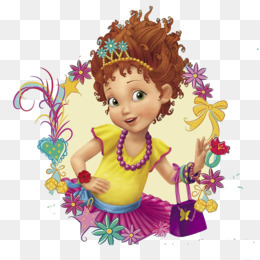Fancy Nancy PNG.