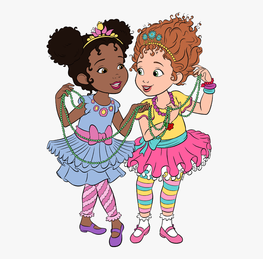 Fancy Nancy Clancy Png , Free Transparent Clipart.