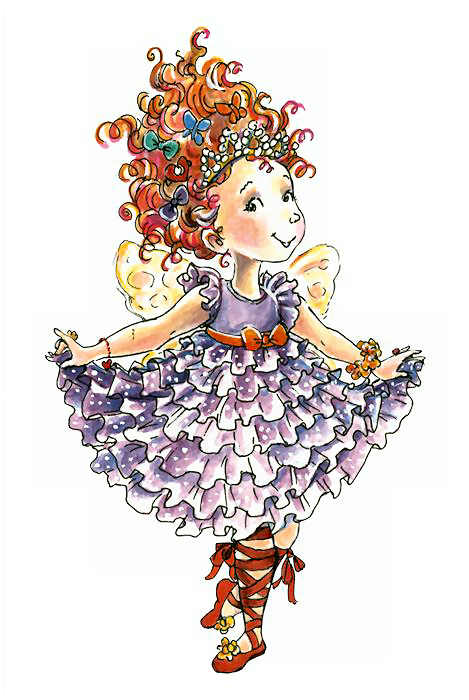 Fancy Nancy Clipart.