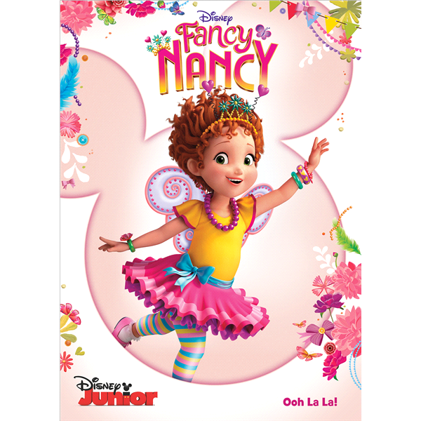 Disney Fancy Nancy: Vol. 1 DVD.