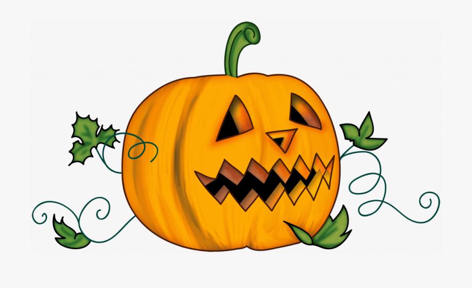 Fancy Pumpkin Clipart.