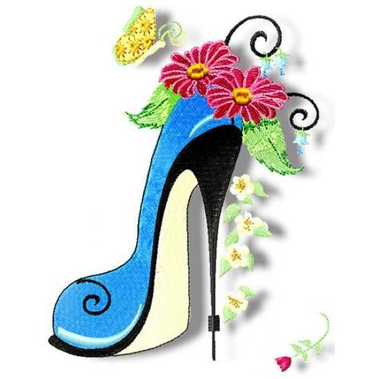 Fancy shoes clipart 5 » Clipart Station.