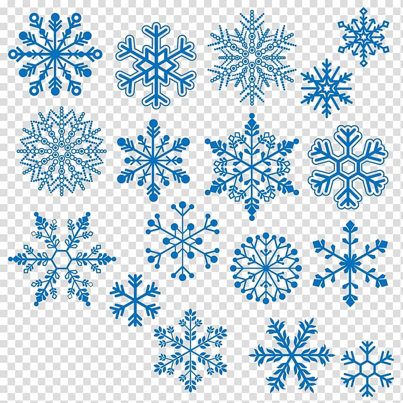 Blue snowflakes illustrations, Snowflake Drawing , snowflake.
