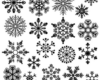 Free Cliparts Snowflake Patterns, Download Free Clip Art.