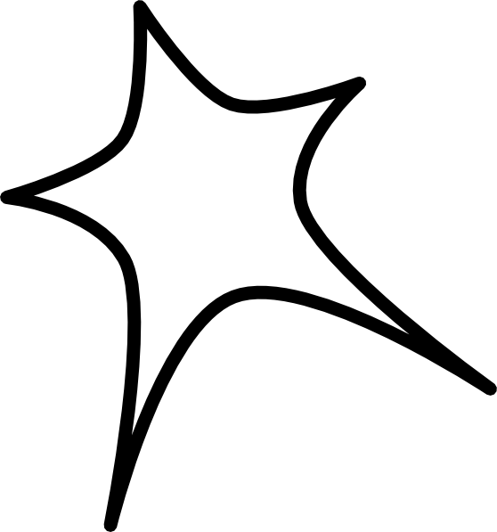 Picture Of Star Shape.