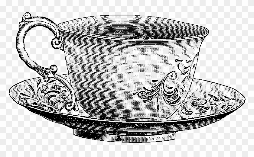 Graphic Free Stock Teacupsaucer Png Clip Art Pinterest.