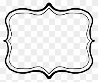 Free PNG Text Box Border Clip Art Download.
